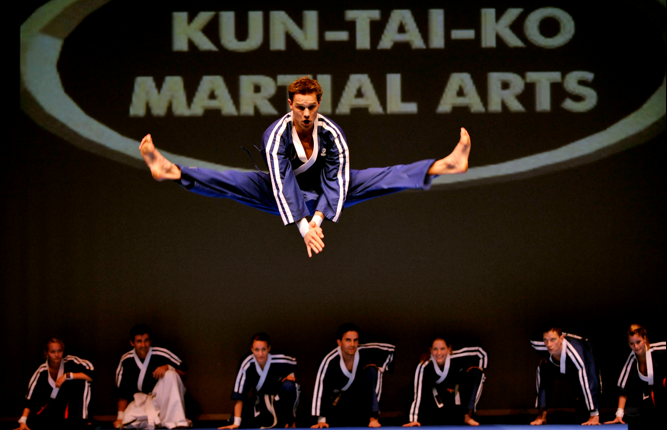 Martial Arts Shows Image