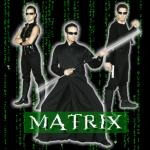 Matrix Image klein