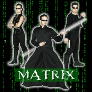 Matrix Image klein