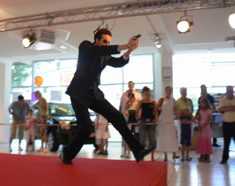 James Bond in Action