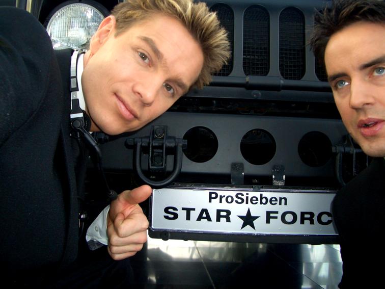 Star Force im Red Bull Hangar