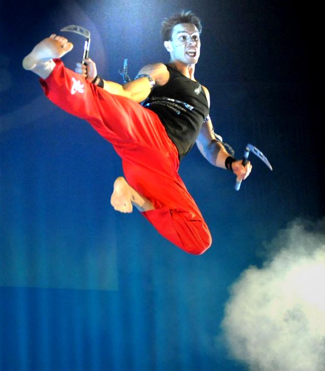 Yoko Tobi Showgala 2010
