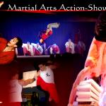 große Martial Arts Show