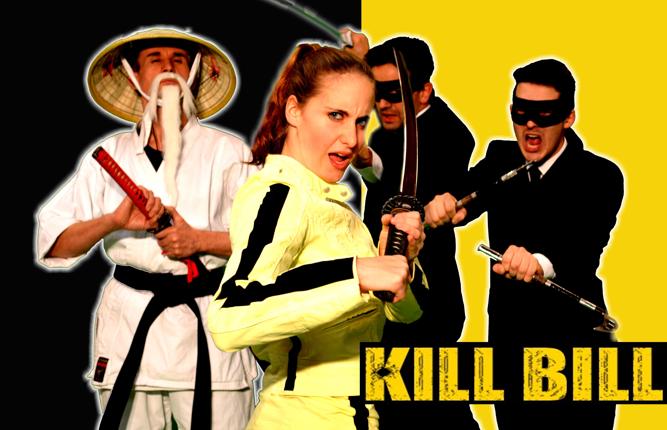 Kill Bill header